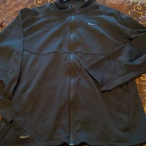 Nike dri fit jacket